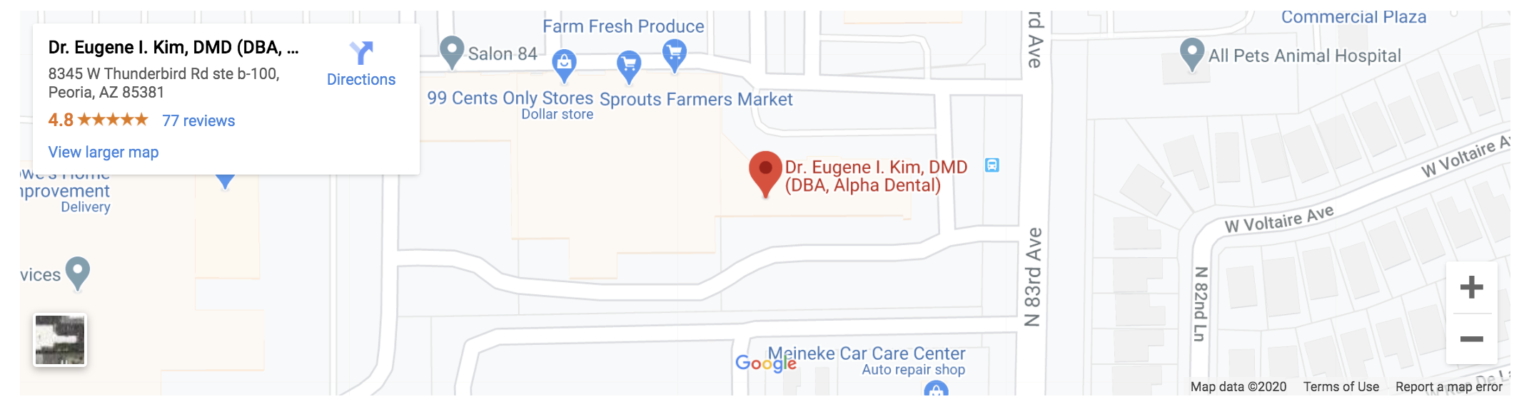Dr Eugene Kim Alpha Dental Home